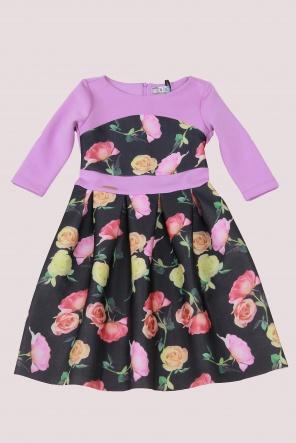 Сукні Платье `Розе` Фиолетовый фото