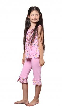 Піжами Пижама `Лето` Розовый фото