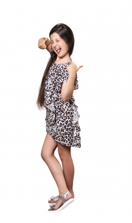 Сукні Платье Волан  Леопард фото