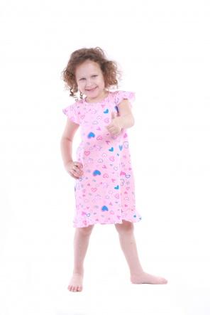 Нічні сорочки Ночная рубашка Милашка  Розовый фото