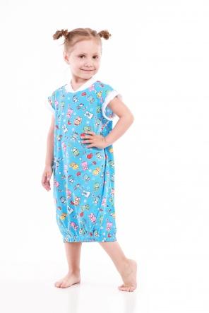 Нічні сорочки Ночная рубашка Babi  Синий фото