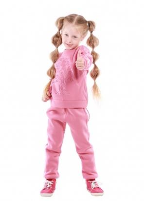 Спортивні костюми Костюм спорт. Комфорт  Розовый фото