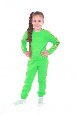 Спортивні костюми Костюм спорт. Комфорт  Зеленый фото