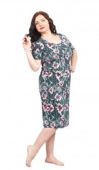 Жіночі ночнушки  купити жіночі нічні сорочки в роздріб і оптом в Україні 9931fcc04dfe5