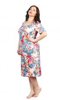 Жіночі ночнушки  купити жіночі нічні сорочки в роздріб і оптом в Україні c70c1df5014fb