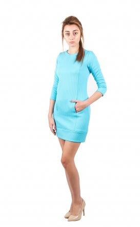 Плаття Платье Жаклин  Голубой фото