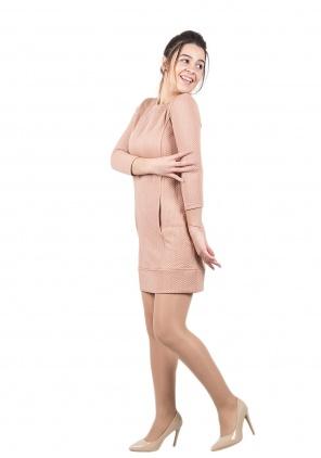 Плаття Платье Жаклин  Бежевый фото