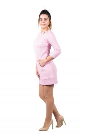 Плаття Платье Жаклин  Розовый фото
