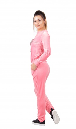 Домашні костюми Костюм дом. Мерилин  Розовый фото