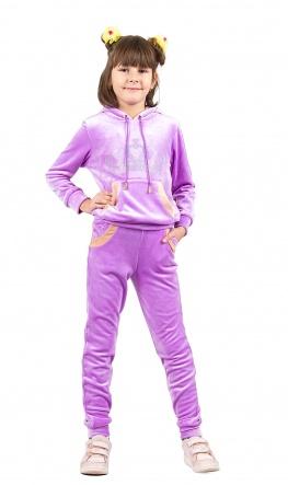 Спортивні костюми Костюм спорт. Мечта  Фиолетовый фото