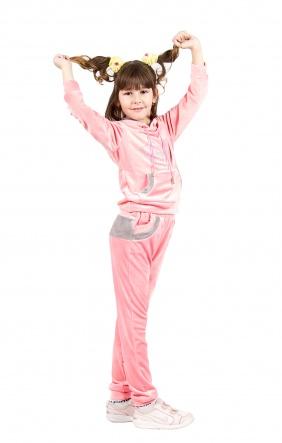 Спортивні костюми Костюм спорт. Мечта  Розовый фото