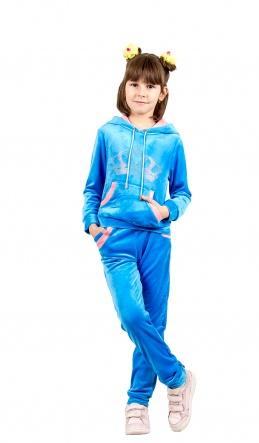 Спортивні костюми Костюм спорт. Мечта  Голубой фото