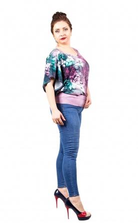 Блузки Блуза Шик  1# фото