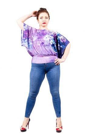 Блузки Блуза Шик  3# фото
