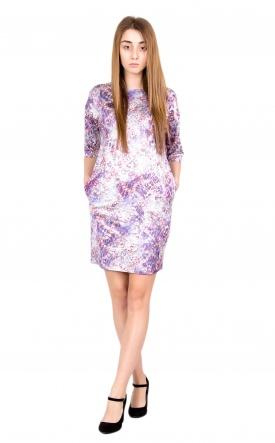 Плаття Платье Анна Н  Фиолетовый фото