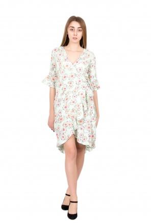 Плаття Платье Ромашка  Салатовый фото