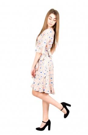 Плаття Платье Ромашка  Кораловый фото